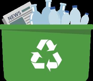 Lixo Reciclável - Mulher & Vida