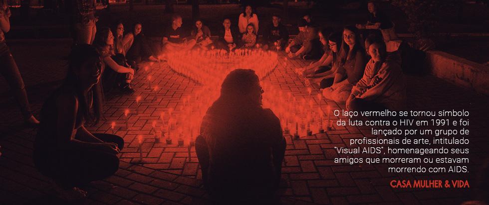 Candle Light - Mulher & Vida