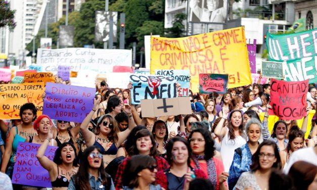Dia Internacional da Igualdade da Mulher