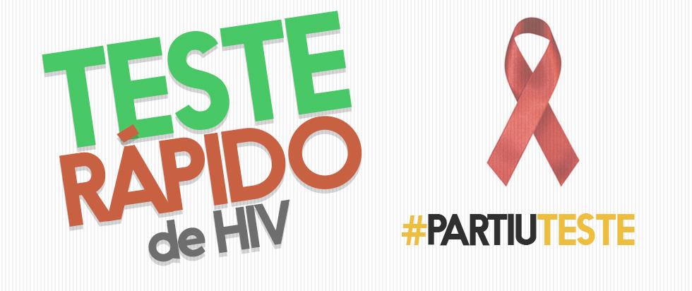 Teste Rápido HIV - Casa Mulher & Vida