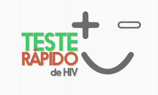 Teste Rápido de HIV