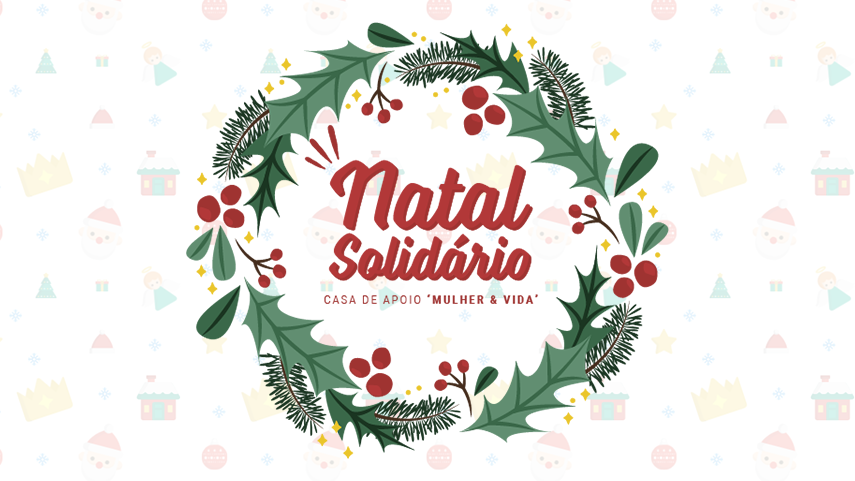 Participe do Natal Solidário 2019